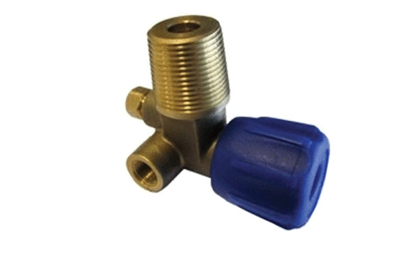 TOMASETTO CNG TANK VALVE LIGHT NO/SAFETY (VMAT6356)