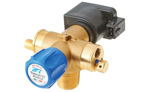 TOMASETTO CNG TANK AUTOMATIC VALVE (VMAT7701)