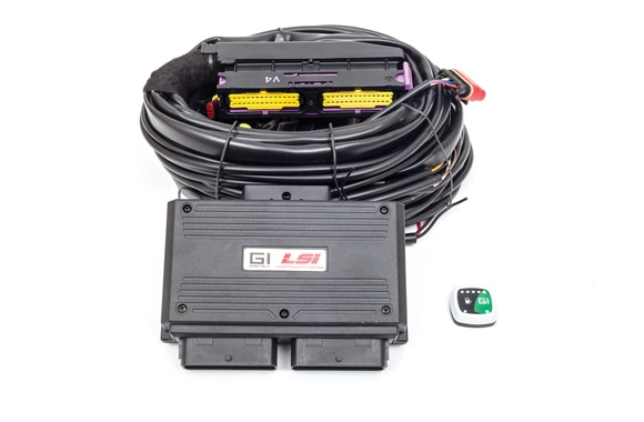 GI LSI ECU SET 4 CYLINDERS