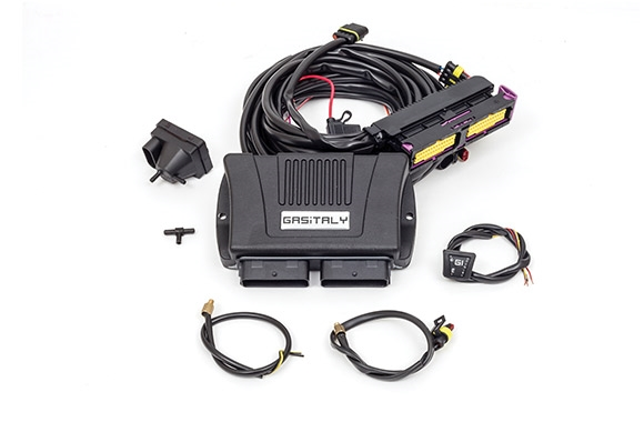 GASITALY ECU SET 4 CYL. F1